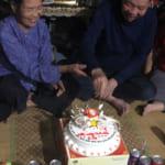 Thơ mừng sinh nhật Ông, Bà ngoại